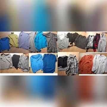 80 szt. zestaw ubrań roz. 36-40