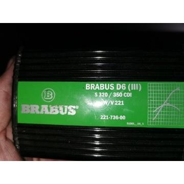 Brabus D6 III Om 642 chip power box