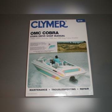 OMC COBRA książka serwisowa, serwisówka
