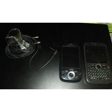 Sony Ericsson w20i zylo i CK13i txt