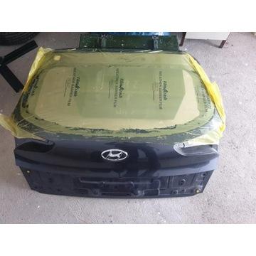 Hyundai Tucson III pokrywa/klapa bagażnika 2017
