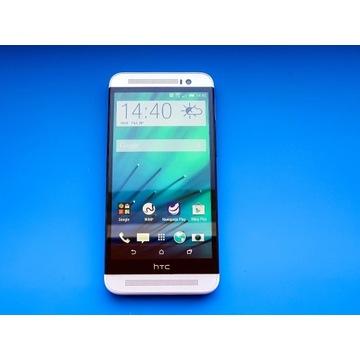 HTC one E8 OPAJ300 Biały -  JAK NOWY