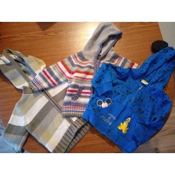 Sprzedam sweterki i bluzę