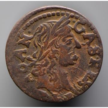Nr 12 - szeląg koronny 1665