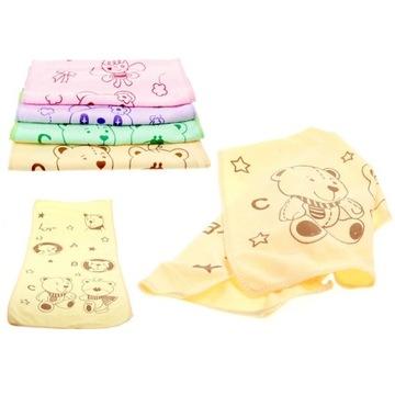 Ręcznik, ręczniki dzieciece do przedszkola 5szt