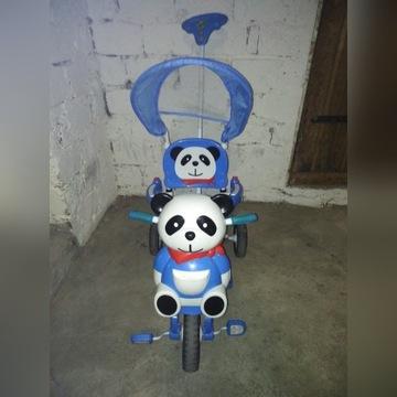 Rowerek trzykołowy Panda