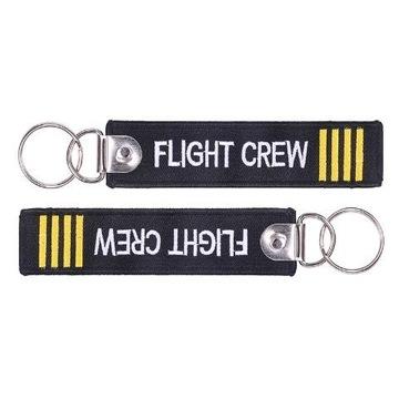 Zawieszaki na bagaż, klucze Flight crew