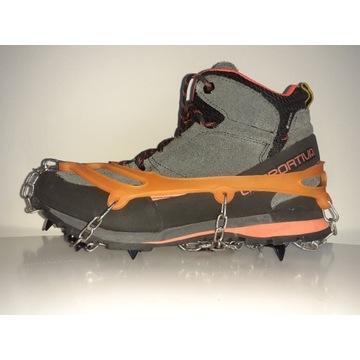 Raki na buty Raczki antypoślizgowe górskie Raki