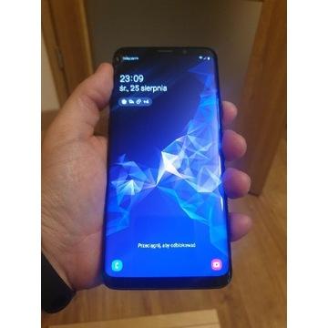 Samsung s9+ plus , komplet