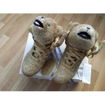 Adidas Jeremy Scott Bear 43