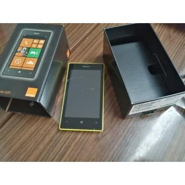 Nokia Lumia 520 Orange