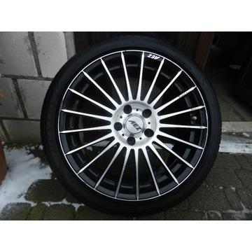 """Felgi aluminiowe 18"""" AEZ + opony Dunlop 225/40/18!"""