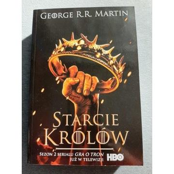 Starcie Królów - George R.R. Martin, Gra o tron II