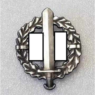 WW2 Niemiecka Odznaka sportowa SA 1939, sygnowana
