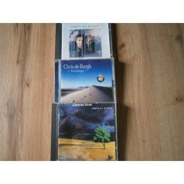 CHRIS DE BURG  Pakiet 3 płyt