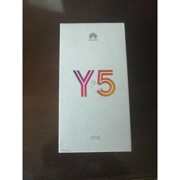 Pudełko Huawei Y5