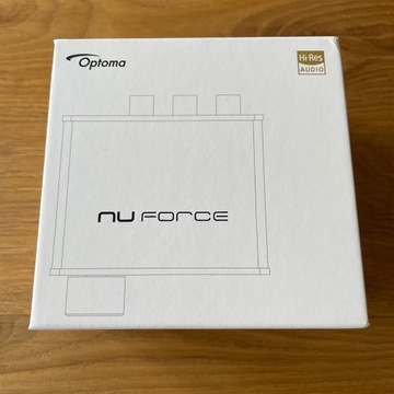 Wzmacniacz słuchawkowy DAC NuForce uDAC 5 HI-RES
