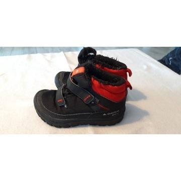 Quechua buty zimowe wkładka ok 15.8 cm