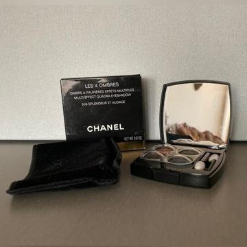 Chanel Paleta Cieni Nowa Pudełko Les 4 Ombres 306