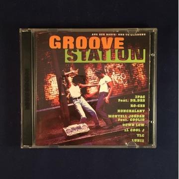 Groove Station /r'n'b, hip hop / 2cd