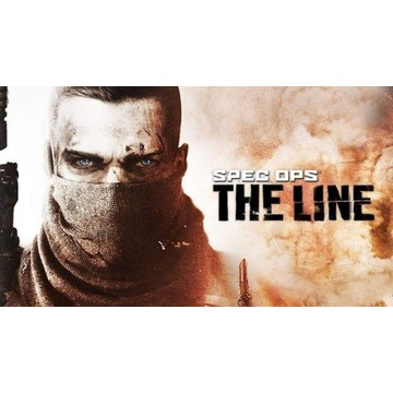 Spec Ops: The Line - klucz do gry Steam PC