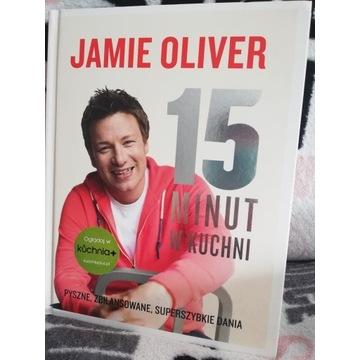 """15 minut w kuchni"" Jamie Oliver"