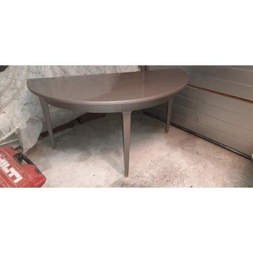 Stylowy stół  3 nogi