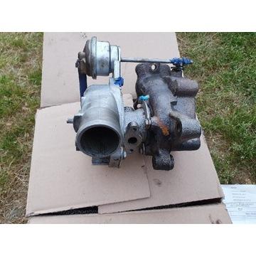 Turbosprężarka peugeot 206 2.0 hdi