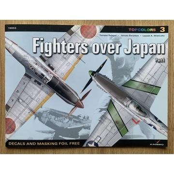 Fighters over Japan part I Topcolors kalki + maski