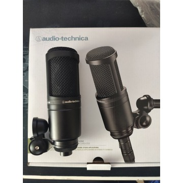 Mikrofon Audio-Technica AT2020 - Gwarancja, Ideał
