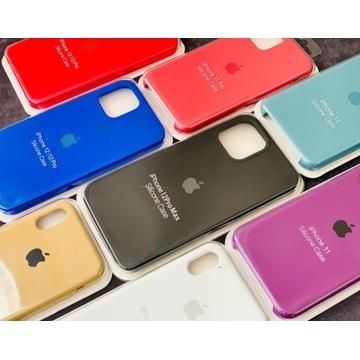 Silicone Case * iPhone X/XS * 11 12 Pro * Max *