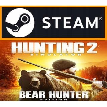 Hunting Simulator 2 Bear Hunter Edition PC STEAM