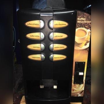 Necta Calibri do kawy Cappuccino itp działa w 100%