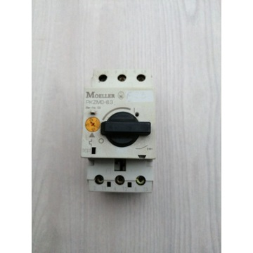 Wyłącznik silnikowy termik PKZM0-6.3