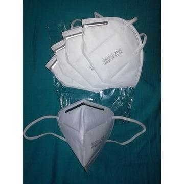 Maski przeciwpyłowe FFP2-okazja !
