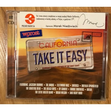 Take It Easy składanka 2002 CD unikat