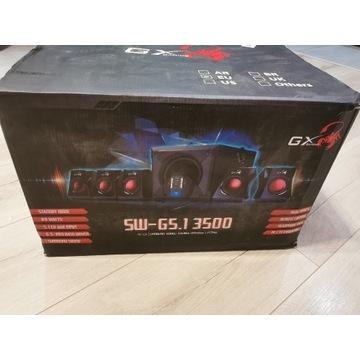 Głośniki 5.1 GX Gaming sw-g5.1 3500