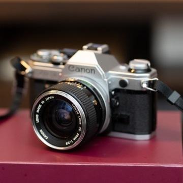 Canon AE-1 Body - stan BDB