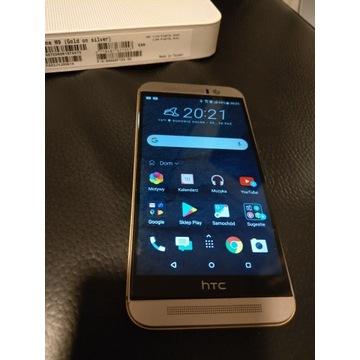 HTC ONE M9 uszkodzony działa