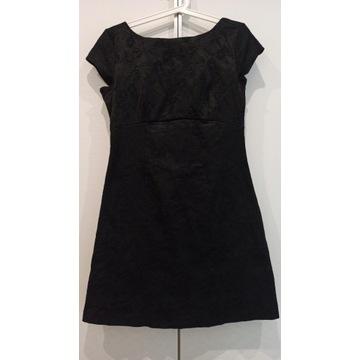 Sukienka orsay r. 38 / M- mała czarna. Nowa bez me