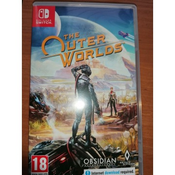 The Outer Worlds PL na Nintendo Switch