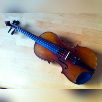 Starsze skrzypce 4/4 ok 100 lat niemieckie włoskie