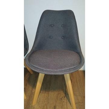 2x Nowe krzesła w stylu skandynawskim