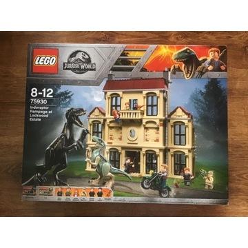 Lego Jurassic World 75930 Kraków śląskie opolskie