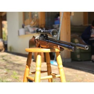 Wiatrówka Air Arms s410f classic 4,5mm + lunetę