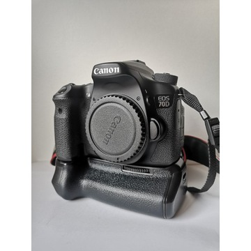 Aparat Canon EOS 70D