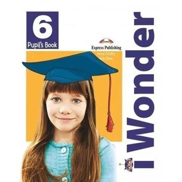 I Wonder 6 Pupils Book + Activity Book