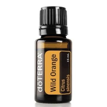 Wild orange 15ml Doterra olejek eteryczny nowy
