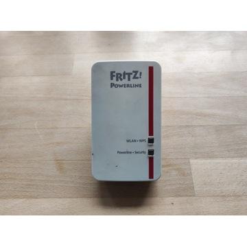 FRITZ!Powerline 540E adapter TV LAN WiFi SmartTV