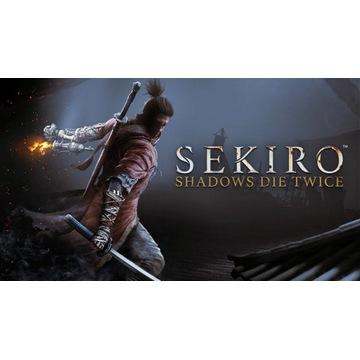 SEKIRO SHADOWS DIE TWICE  Key+1 GRA Z MOICH AUKCJI